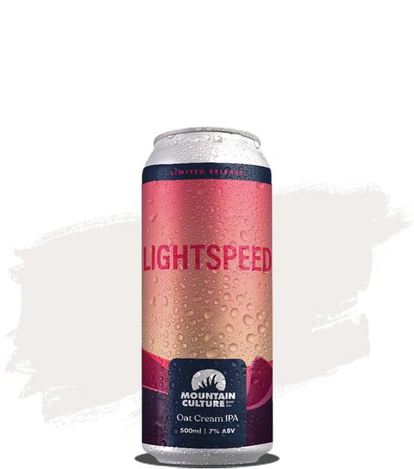 Mountain Culture Lightspeed Oat Cream IPA