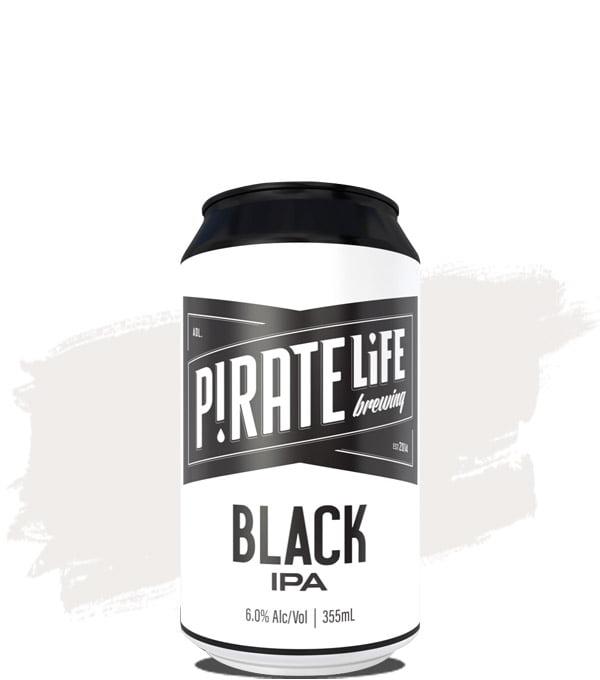 Pirate Life Black IPA