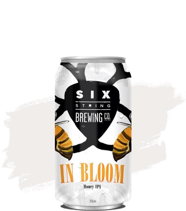 Six String In Bloom Honey IPA
