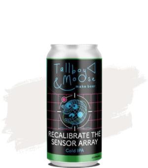 Tallboy & Moose Recalibrate The Sensor Array Cold IPA