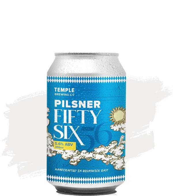 Temple Brewing Pilsner 56