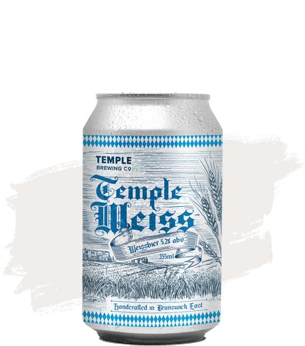 Temple Brewing Weissbier