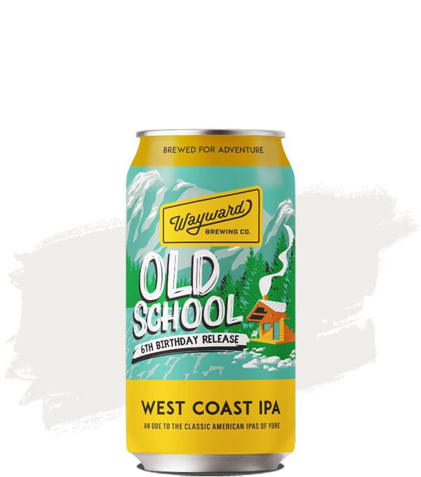 Wayward Old School West Coast IPA